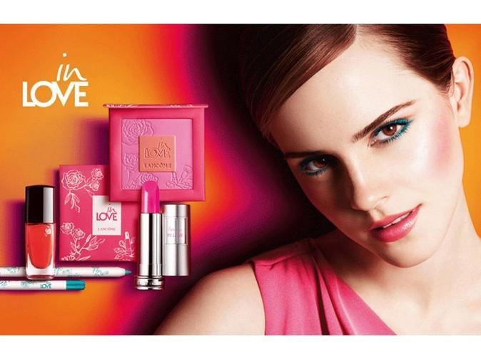 Emma Watson : découvrez sa nouvelle pub pour Lancôme