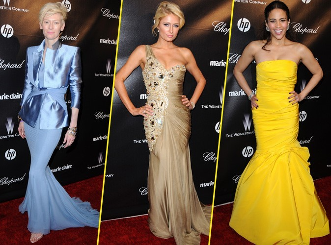 Tilda Swinton, Paris Hilton et Paula Patton: Comme t'y es belle !