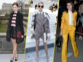 Fashion week automne hiver 2013-14 : le best of des looks people !