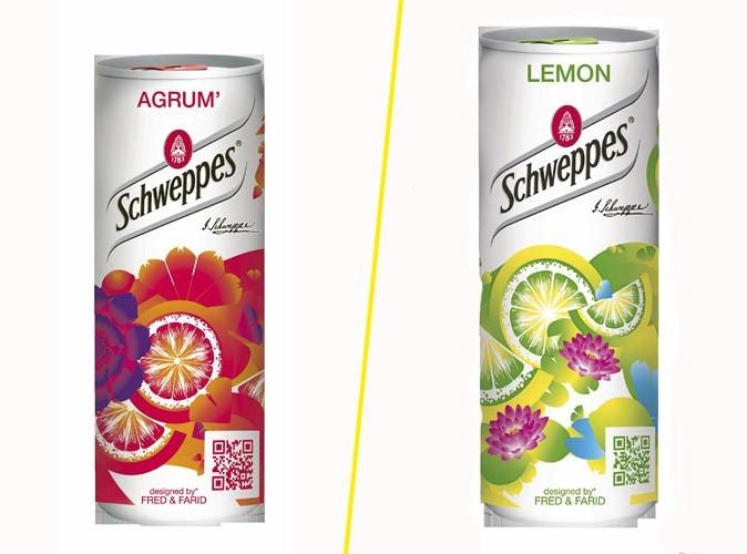 """Focus sur la boisson de l'été: """"Slim Cans"""" de Schweppes !"""