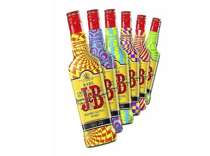 Food : focus sur… Les bouteilles J&B en édition limitée !