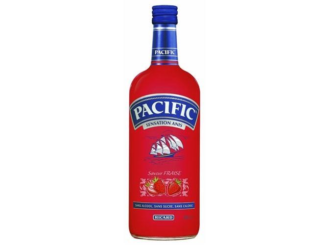 Food : Pacific Fraise, la boison de l'été !