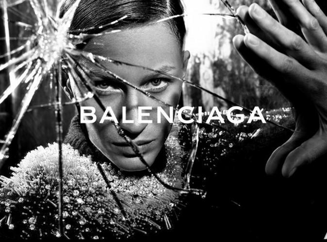 Gisele Bündchen : métamorphosée pour la dernière campagne de Balenciaga…