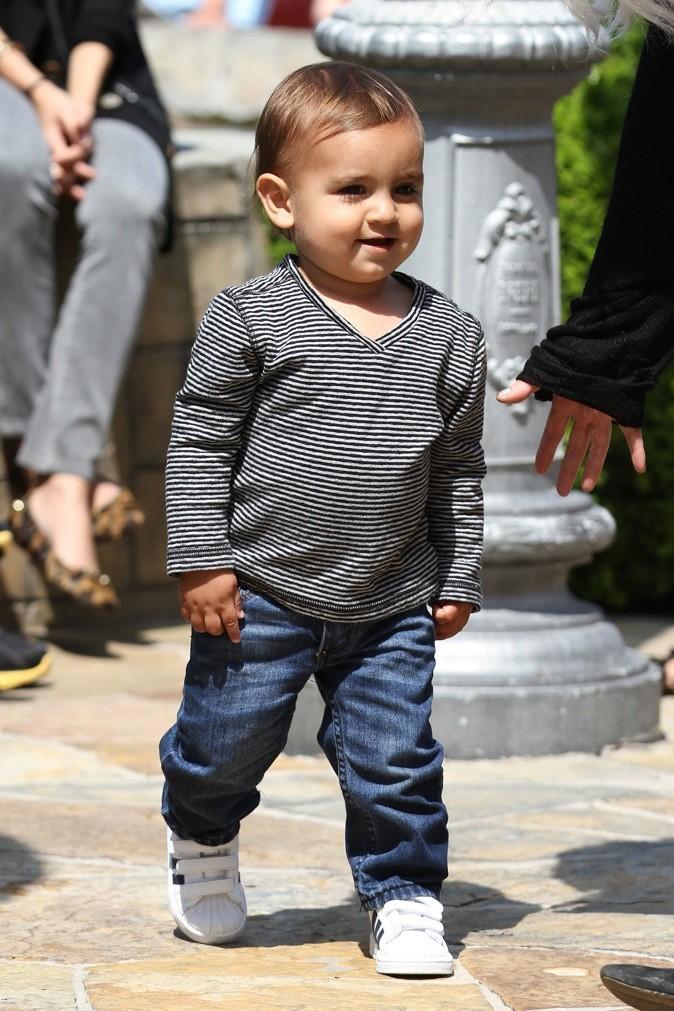 Mason Dash Disick, le petit dernier du clan Kardashian !
