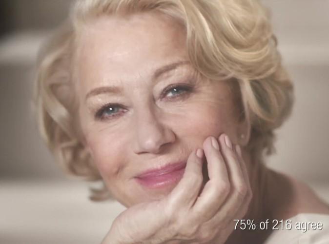 Helen Mirren : L'Oréal lui va si bien !