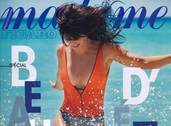Helena Christensen : elle croque la vie à pleines dents pour Madame Figaro