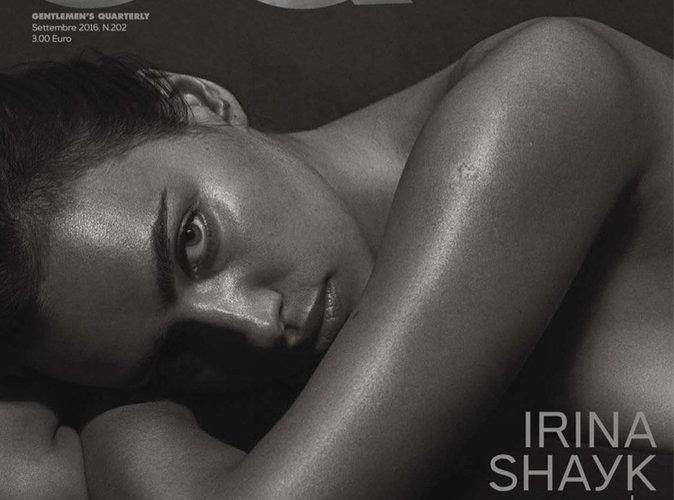 Irina Shayk : sexy et envoutante en couverture de GQ Italie, elle nous laisse sans voix !