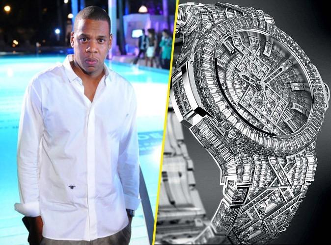 Jay-Z: Beyoncé lui aurait offert une montre à 5 millions de dollars!