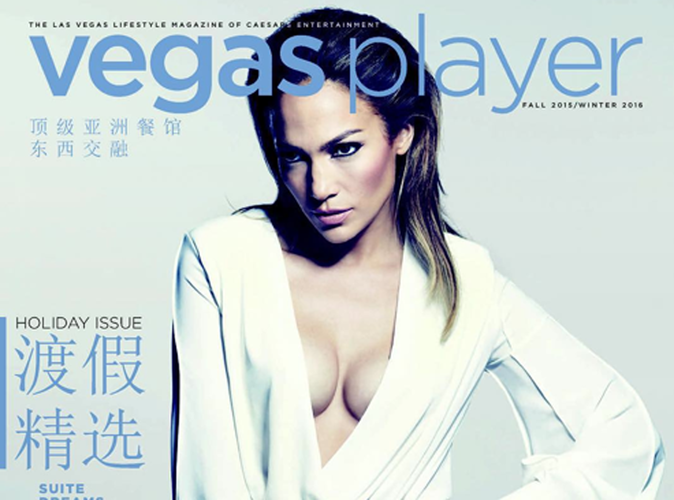 Jennifer Lopez : sulfureuse pour Vegas Player !