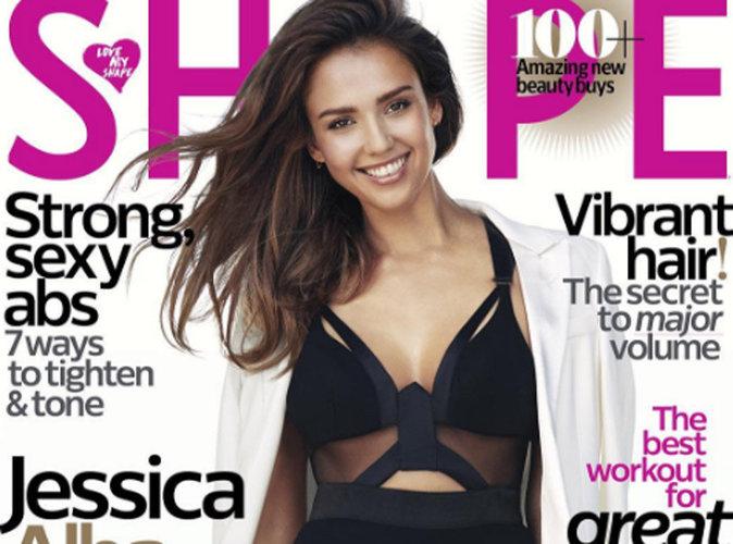 Jessica Alba : sublime en bikini en couverture de Shape Magazine !
