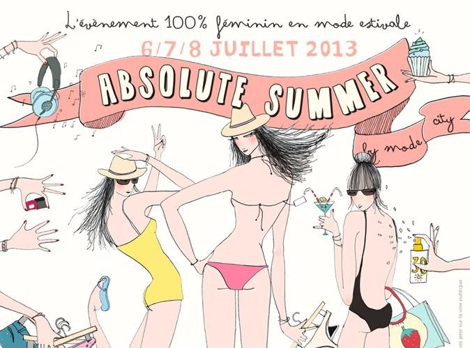 Jeu-concours : gagnez 20 places pour le salon Absolute Summer !