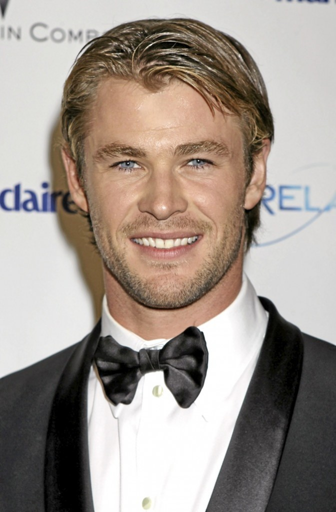 Chris Hemsworth?