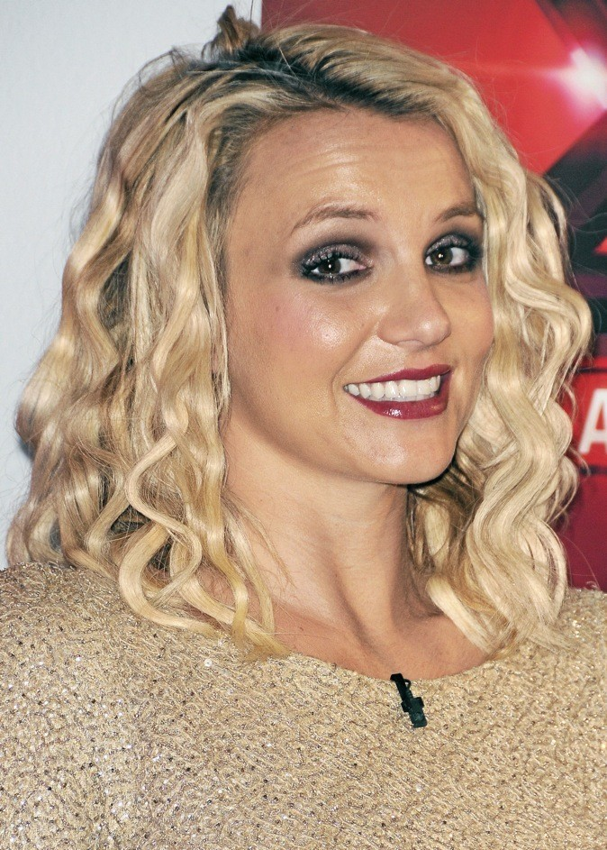 C : Britney Spears ?