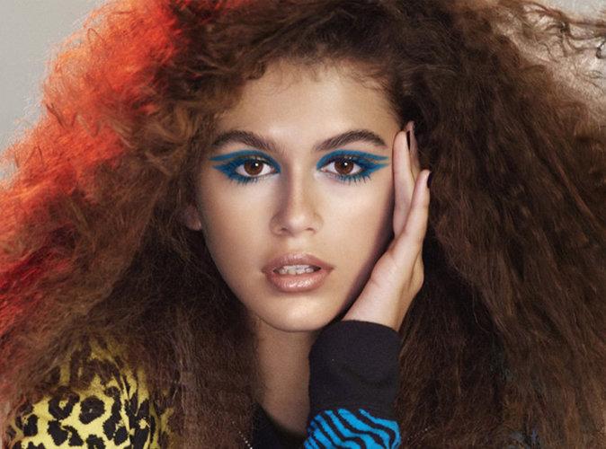 Kaia Gerber : À 15 ans, la fille de Cindy Crawford devient égérie pour Marc Jacobs Beauty