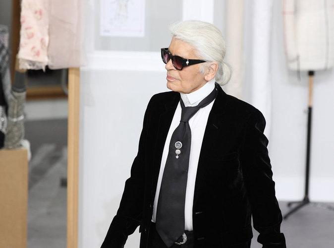 Karl Lagerfeld : sa nouvelle collection de baskets à faire vous-même
