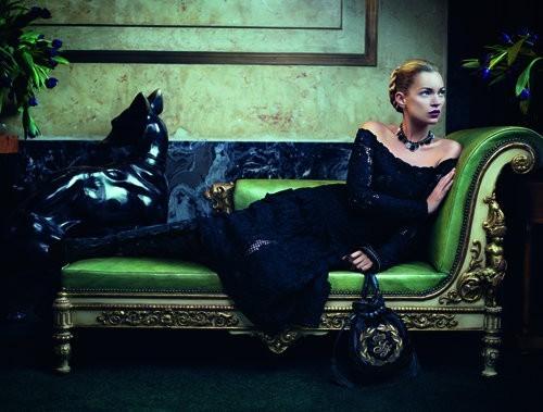 Kate Moss pour Ferragamo !