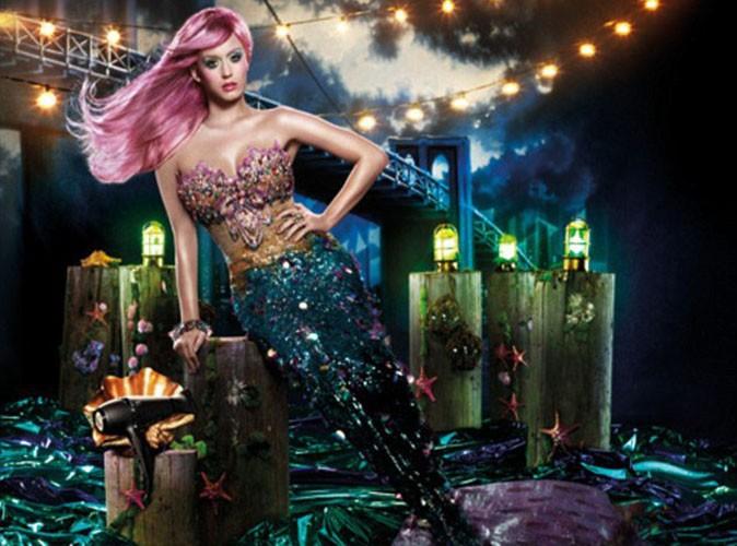 Katy Perry : elle nous fait le remake de La Petite Sirène... Et c'est plutôt réussi !