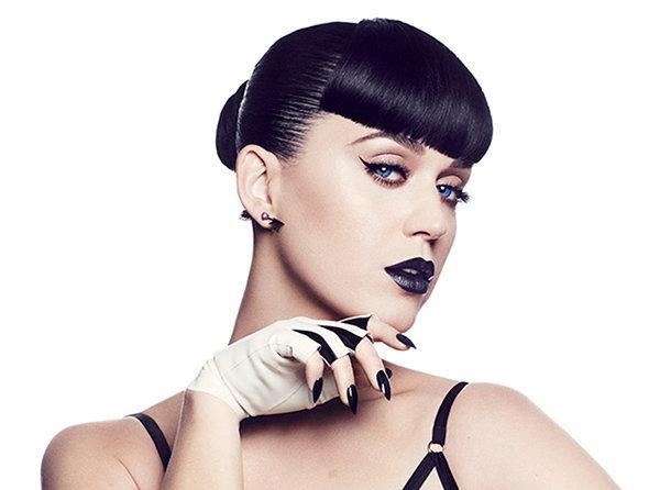 Katy Perry mise sur le maquillage pour étendre son empire !