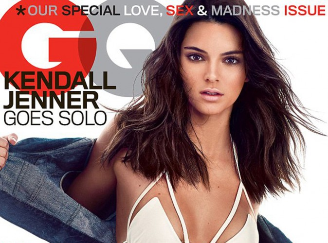 Kendall Jenner : couv sexy et shooting topless pour GQ !