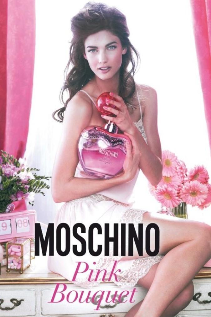 Kendra Spears, la nouvelle égérie Moschino !