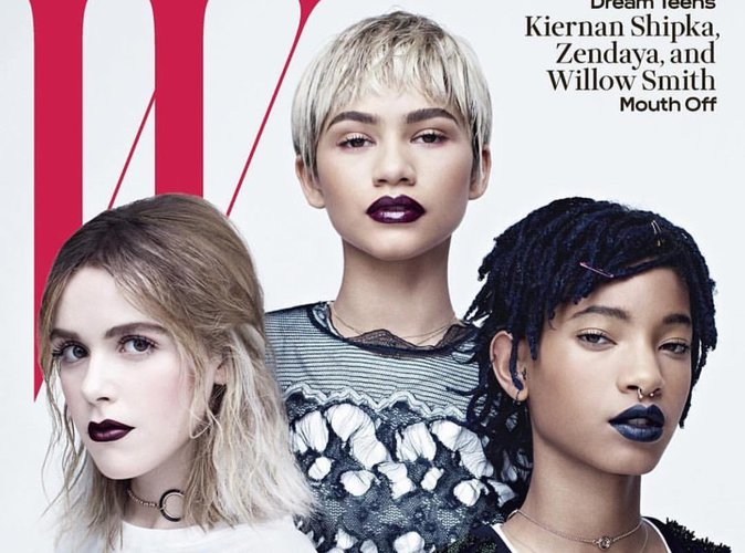 "Kiernan Shipka, Zendaya, Willow Smith : la ""Dream Teens"" de W Magazine!"