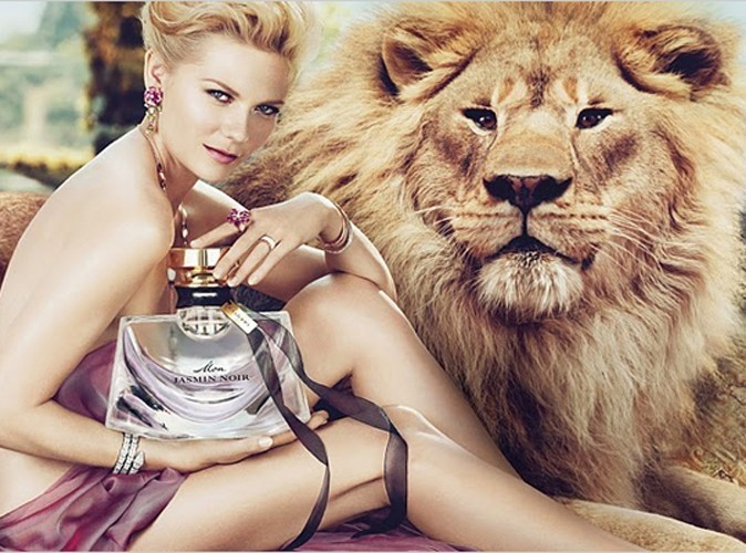 Kirsten Dunst sauvagement glam' pour un luxueux italien !
