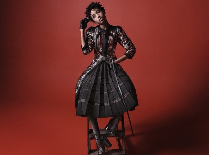 La jeune Willow Smith : nouveau visage de Marc Jacobs !