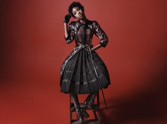 La jeune Willow Smith : nouveau visage de Marc Jacobs !