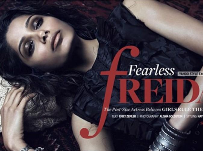 Le nouveau shooting photo de Freida Pinto : la beauté indienne