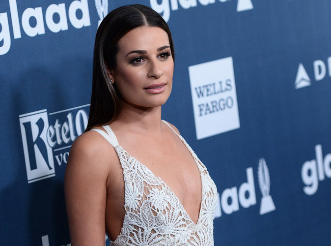 Lea Michele : comme elle, on adopte le décolleté chic !