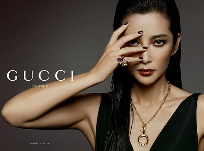 Li BingBing : égérie sophistiquée Gucci !
