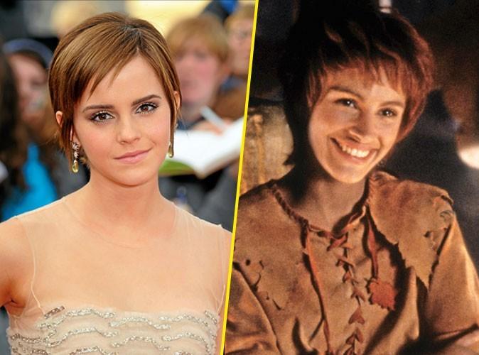 Emma Watson en fée Clochette !