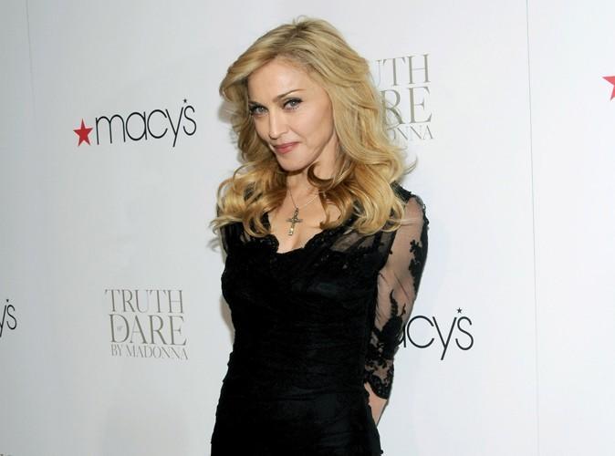 Madonna : un parfum pour hommes aux odeurs de whisky ? C'est pour bientôt !