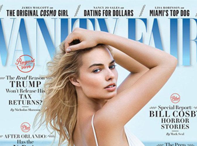 Margot Robbie : l'héroïne de Tarzan fait la couverture de Vanity Fair