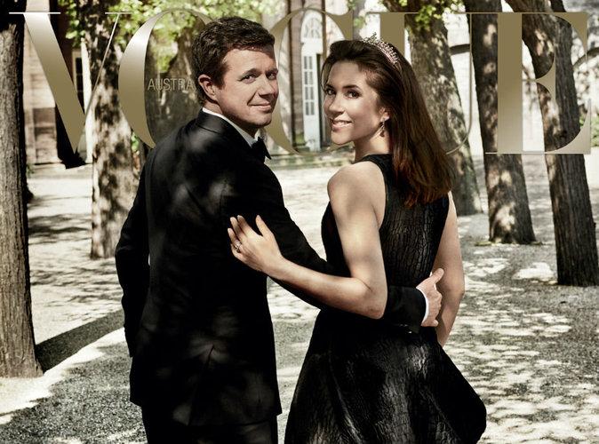 Mary et Frederik de Danemark : leur couverture princière pour Vogue Australie !