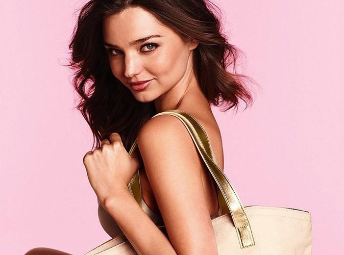 Miranda Kerr : un vrai petit bonbon qui fait le bonheur de Victoria's Secret !