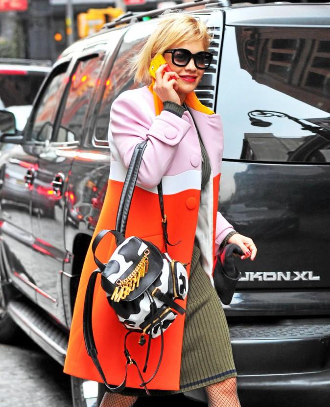 Comme Rita Ora adoptez le look sac à dos !