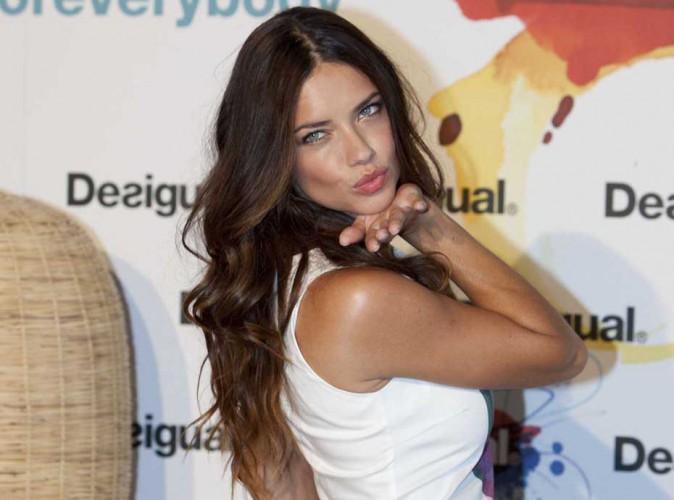 Mode : Adriana Lima : son défilé exclusif pour Desigual en direct de la Fashion Week de New York !