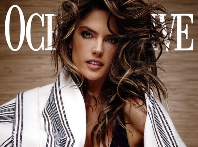 Mode : Alessandra Ambrosio : cover girl de Ocean Drive, elle répond à ses haters !