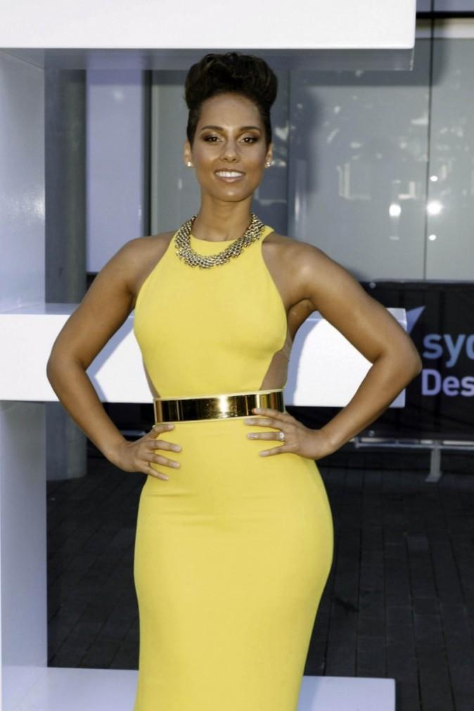 Alicia Keys agit pour la bonne cause