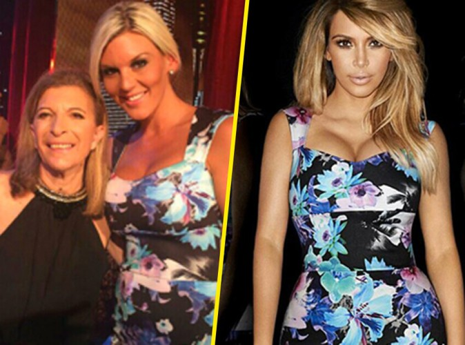 Mode : Amélie Neten : elle se la joue Kim Kardashian !