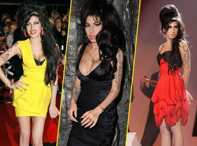 Mode : Amy Winehouse : il serait impossible de reproduire pièce par pièce son look Rockabilly !