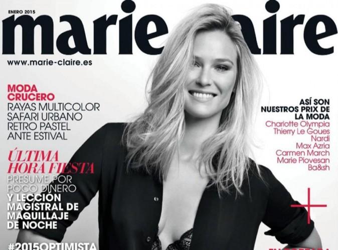 Mode : Bar Refaeli : elle pose en lingerie sexy pour Marie-Claire !