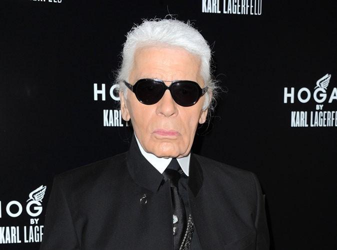Mode : bienvenue dans le quotidien de Karl Lagerfeld !