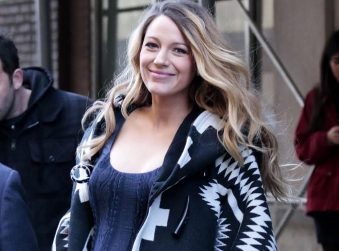 Mode : Blake Lively : inspirée par sa grossesse, elle lance sa ligne bébé !