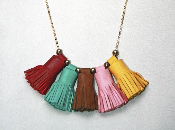 Mode : c'est le pompon au rayon bijoux !