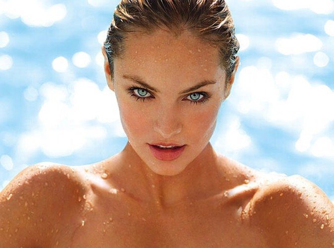 Mode : Candice Swanepoel en couverture du catalogue maillots de bain Victoria's Secret !