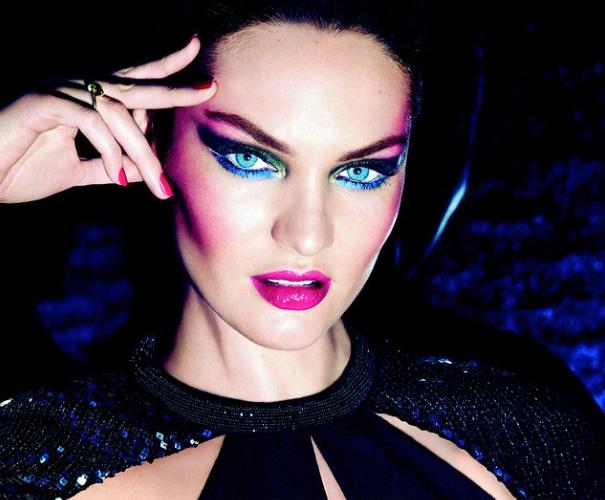 Mode : Candice Swanepoel : la femme la plus HOT de l'année transformée pour la nouvelle campagne Max Factor !