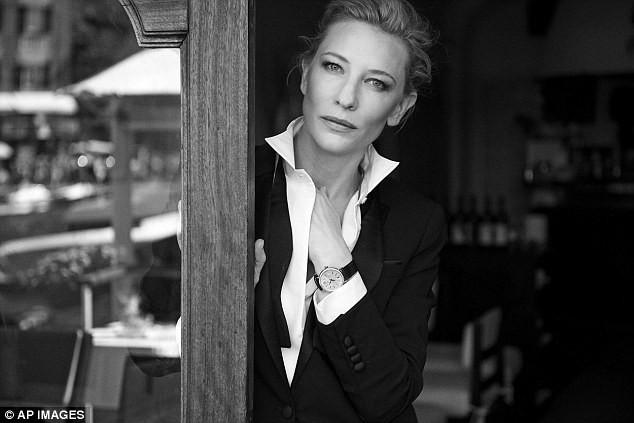 Mode : Cate Blanchett, Adriana Lima, Karolina Kurkova : sublimes pour la campagne IWC !