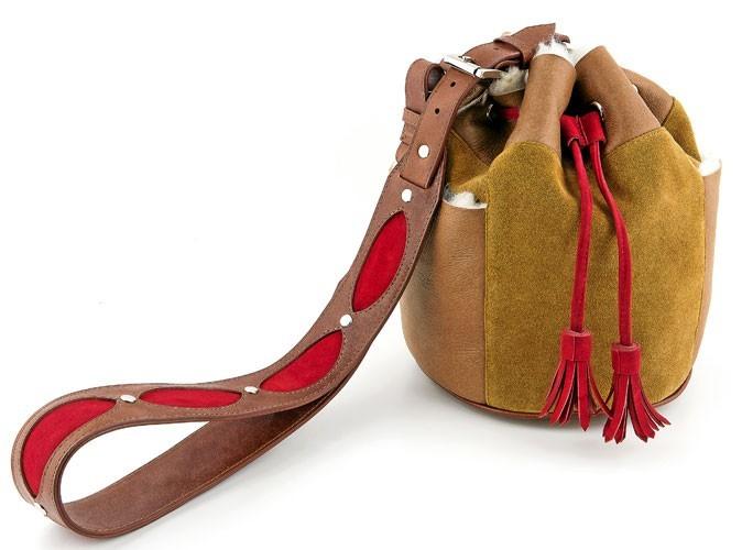 Mode : ce sac seau, c'est le pompon !